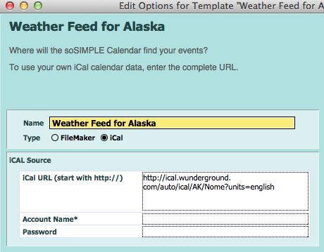 Sosimple Calendar For Filemaker Features Sosimple Software