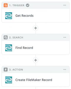 fmGateway for Zapier (for FileMaker Server 17 and up